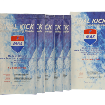 Final kick 5x 75gr