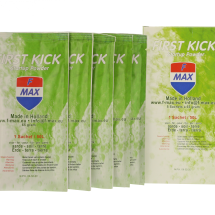 First Kick 5x 75gr